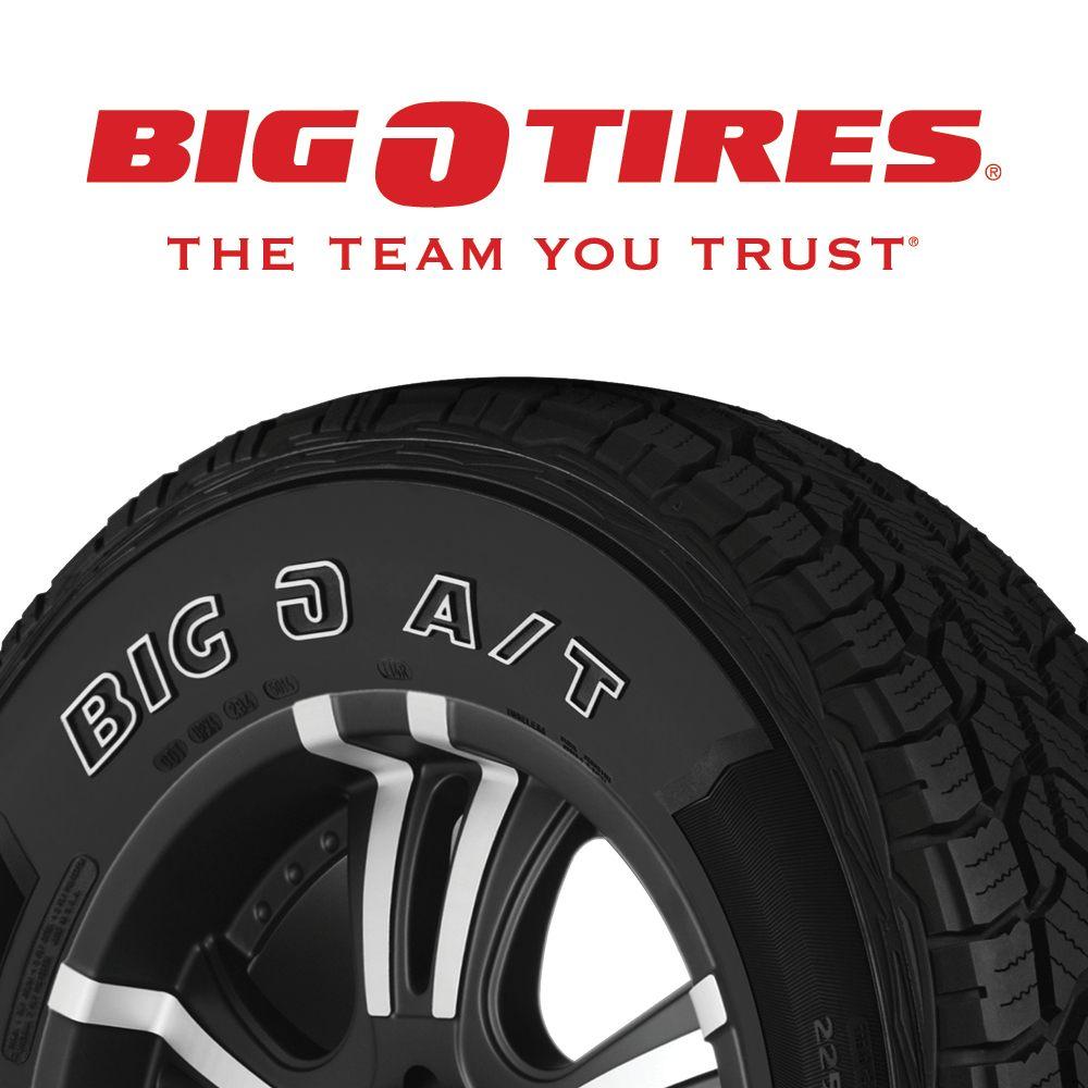 Big O Tires: 3751 Pamela Rae Dr, Louisville, KY