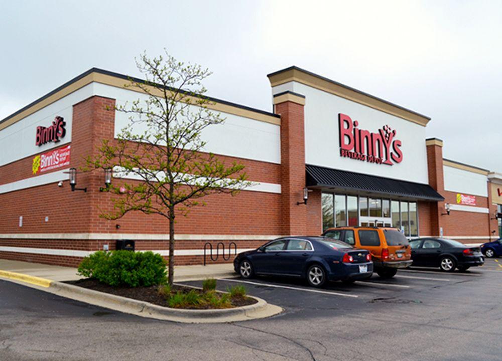 Binny's Beverage Depot - Wheeling: 1550 E Lake Cook Rd, Wheeling, IL