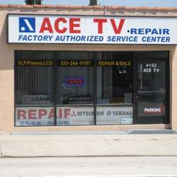 Ace TV Repair - 15 Reviews - Electronics Repair - 4152 Verdugo Rd
