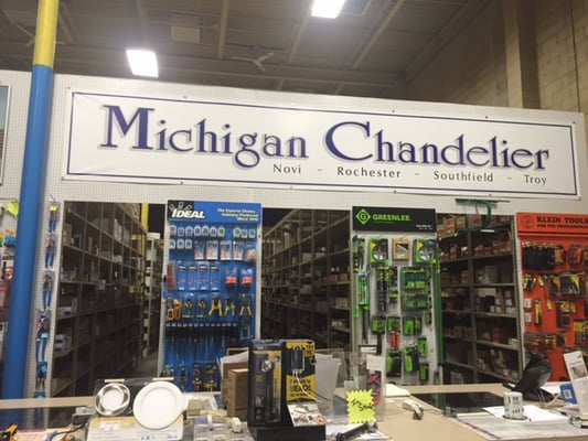 - Michigan Chandelier 190 E Maple Rd Troy, MI Lighting Stores - MapQuest