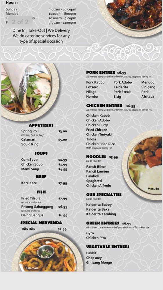 Photos For Filipino Food Inay S Kitchen Restaurant Yelp