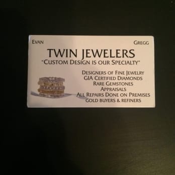 Twin jewelers of yonkers 13 photos jewelry 637a mclean ave photo of twin jewelers of yonkers yonkers ny united states the card reheart Choice Image