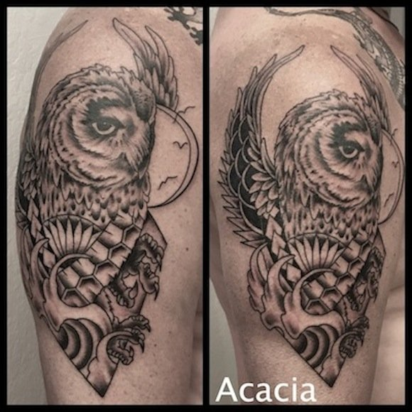 Tattoo Artist~Acacia - Yelp