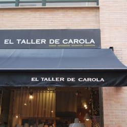 El taller de carola dise o de interiores carrer del for Taller de diseno de interiores