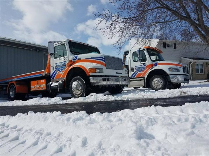 Denmark Towing & Recovery: 5924 County Hwy R, Denmark, WI