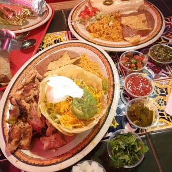 Photo Of Rosa S Cafe Tortilla Factory Wylie Tx United States