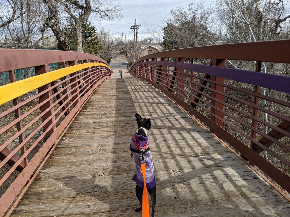 Big Ditch Riverwalk Park: 104 E Market St, Silver City, NM