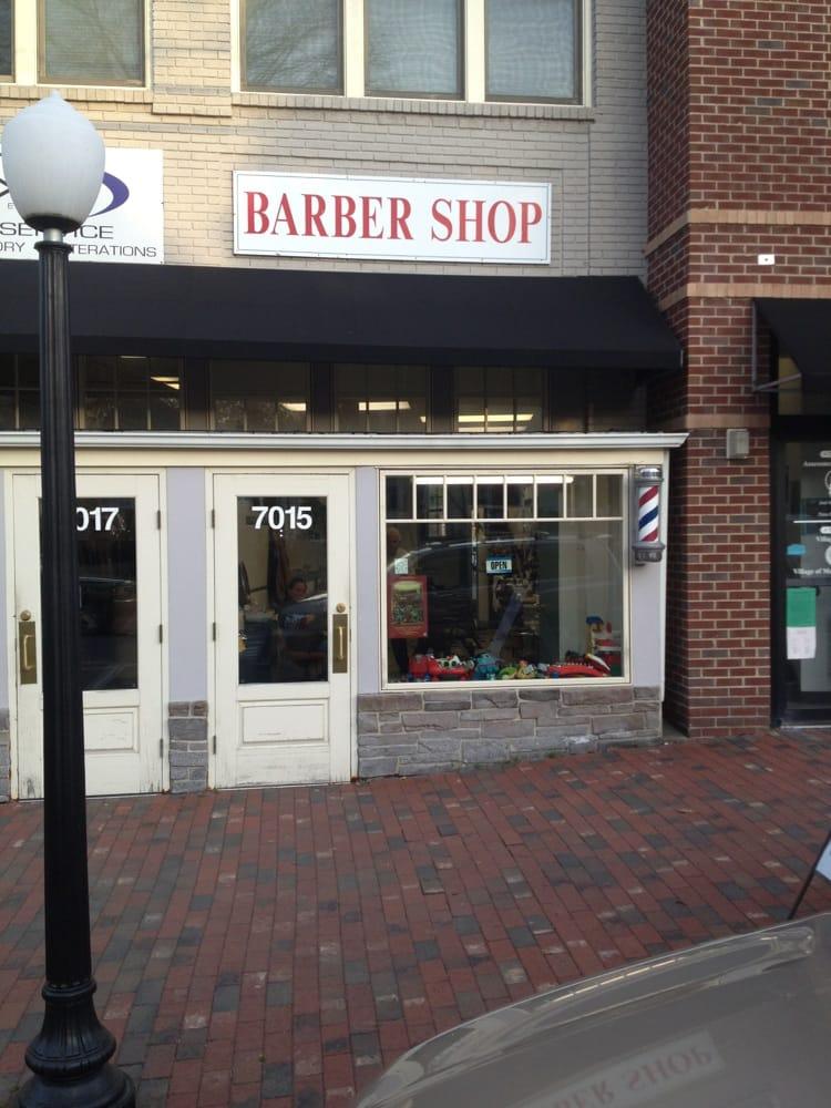 Brookville Barber Shop: 7015 Brookville Rd, Chevy Chase, MD