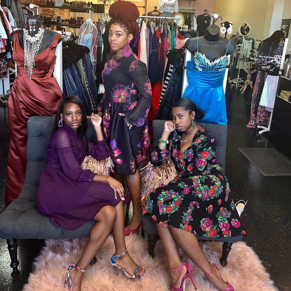 De'ja Ray Boutique: 5415 Beacon Dr, Irondale, AL