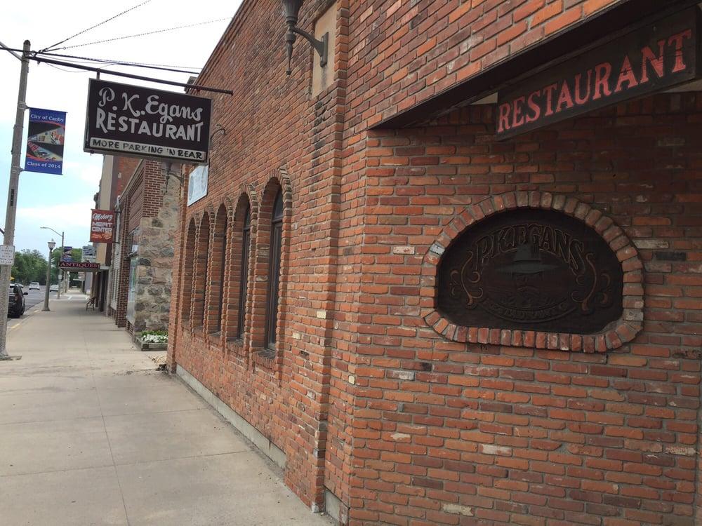 P K Egans Family Restaurant: 115 Saint Olaf Ave N, Canby, MN