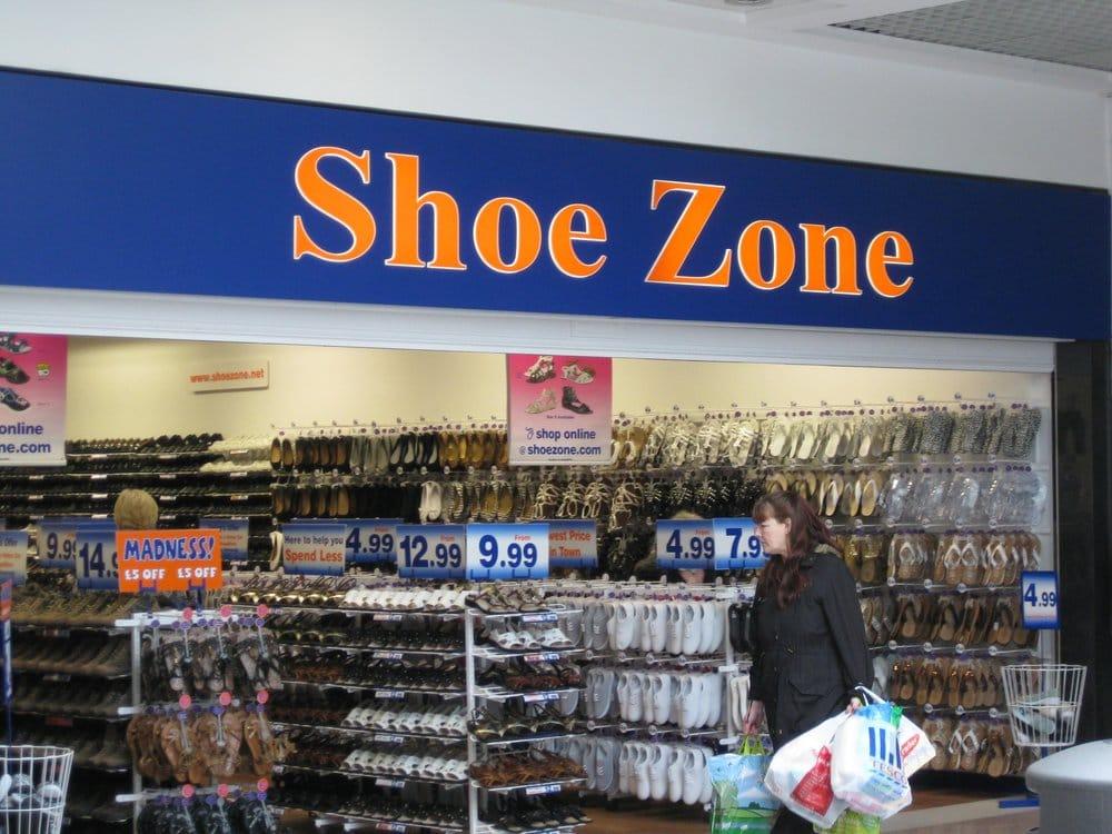 Shoe Zone Shops Liverpool