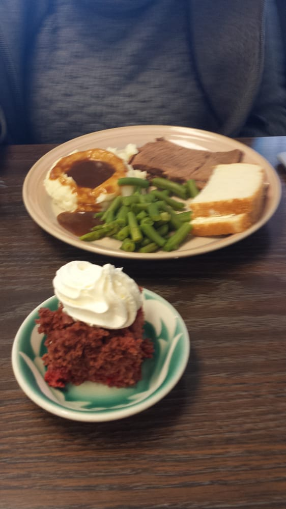Cd Cafe: 124 N Thompson Ave, Rushmore, MN
