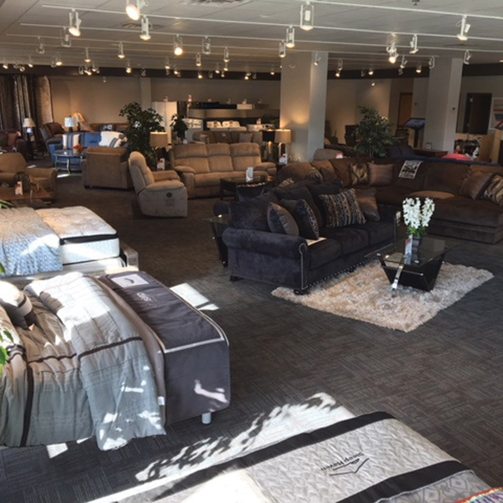 Merveilleux Photo Of Triad Leasing   Lawrence, KS, United States. Expanded Furniture  Store In