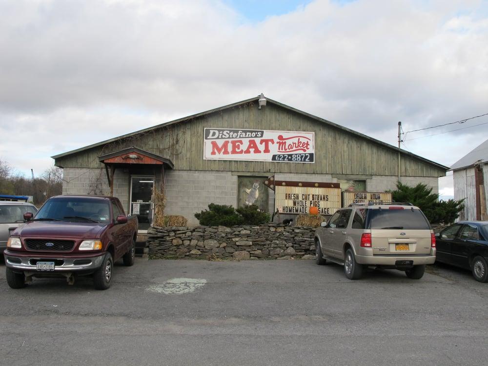 Di Stefano's Meat Market: 10 Birch Hill Dr, Cairo, NY