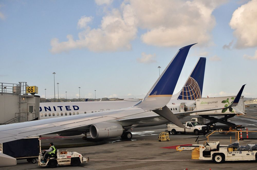 Photo of United Airlines: San Francisco, CA
