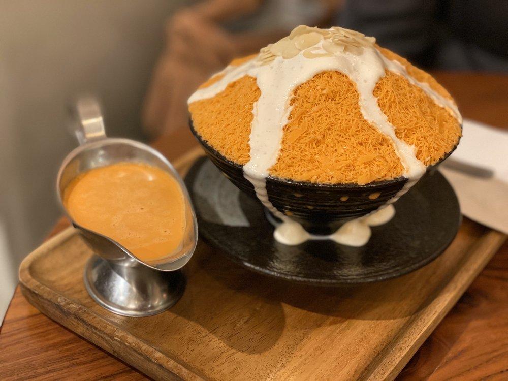 Food from Den Da Coffee - Towson