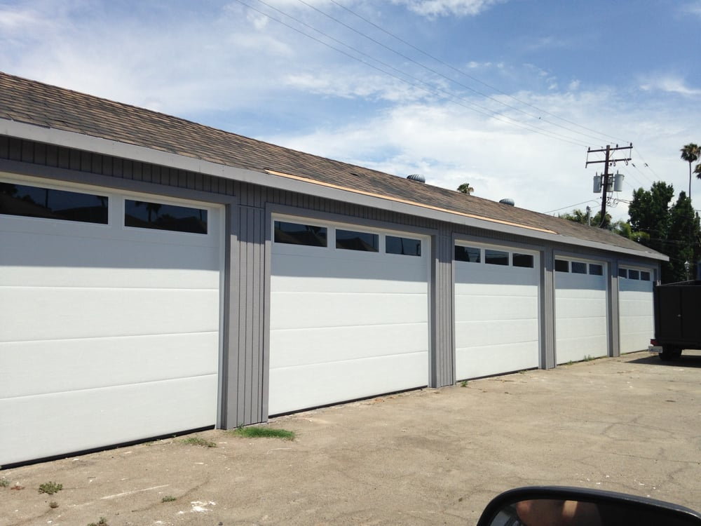 Golden Rule Garage Door