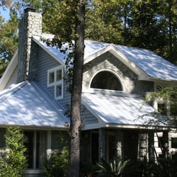 Photo Of Tradewinds Roofing   Charlotte, NC, United States. Standing Seam  Metal Roof