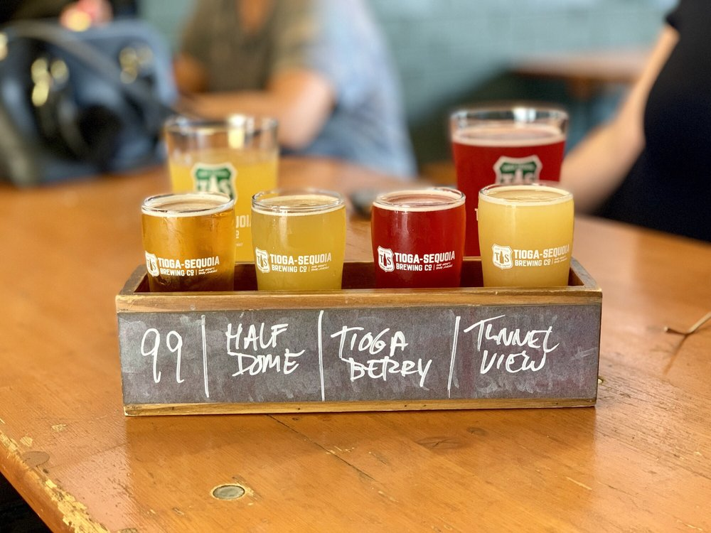 Social Spots from Tioga-Sequoia Brewing Co