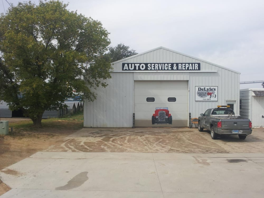 Delyle's South 81 Service: 1701 5th St SE, Watertown, SD