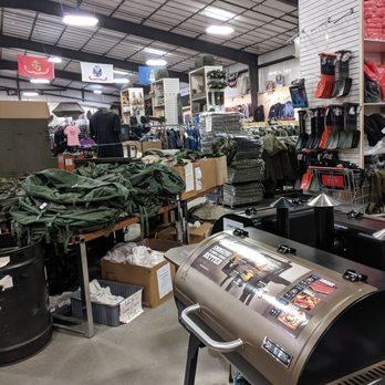 Army Surplus Warehouse - 7012 Daisy Ln, Idaho Falls, ID