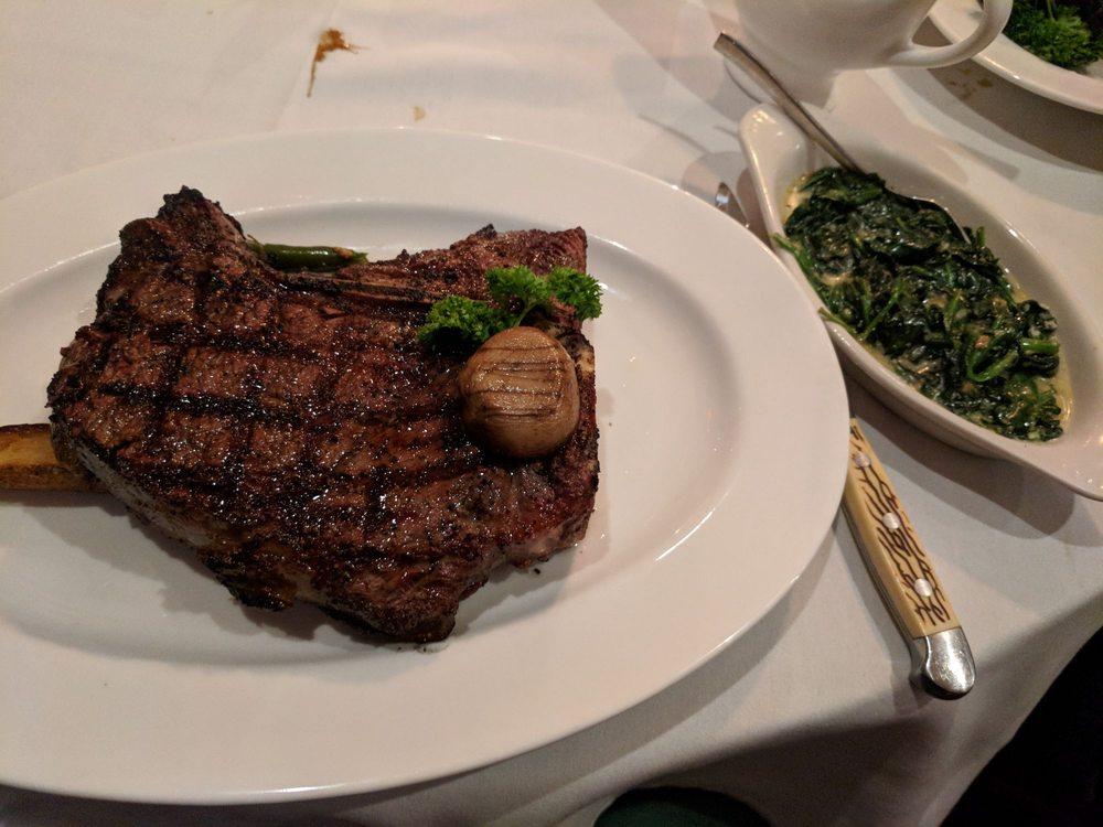 Social Spots from V&V Italian Steakhouse