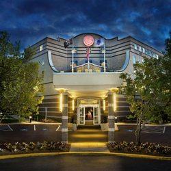 Photo Of Sheraton Needham Hotel Ma United States Exterior Night