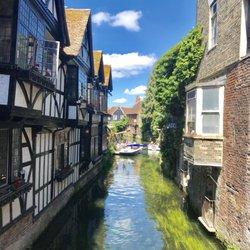 Canterbury Historic River Tours Tours The Ducking Stool