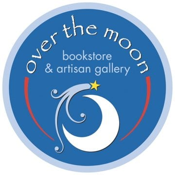 Over the Moon Bookstore & Artisan Gallery: 2025 Library Ave, Crozet, VA