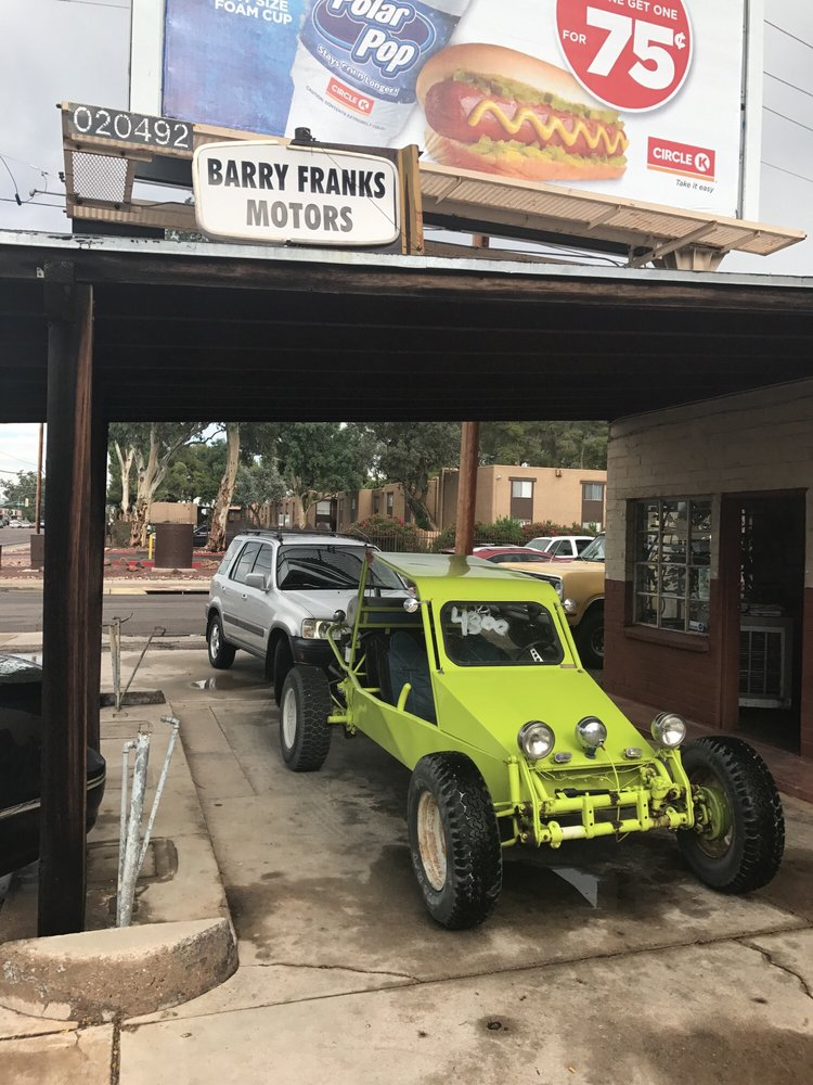 Barry Frank's Motors