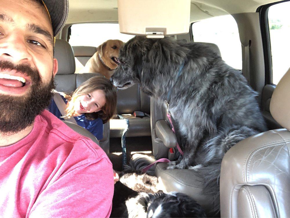 Ritzy Rascals Pet Resort: 2115 E 149th, Carbondale, KS