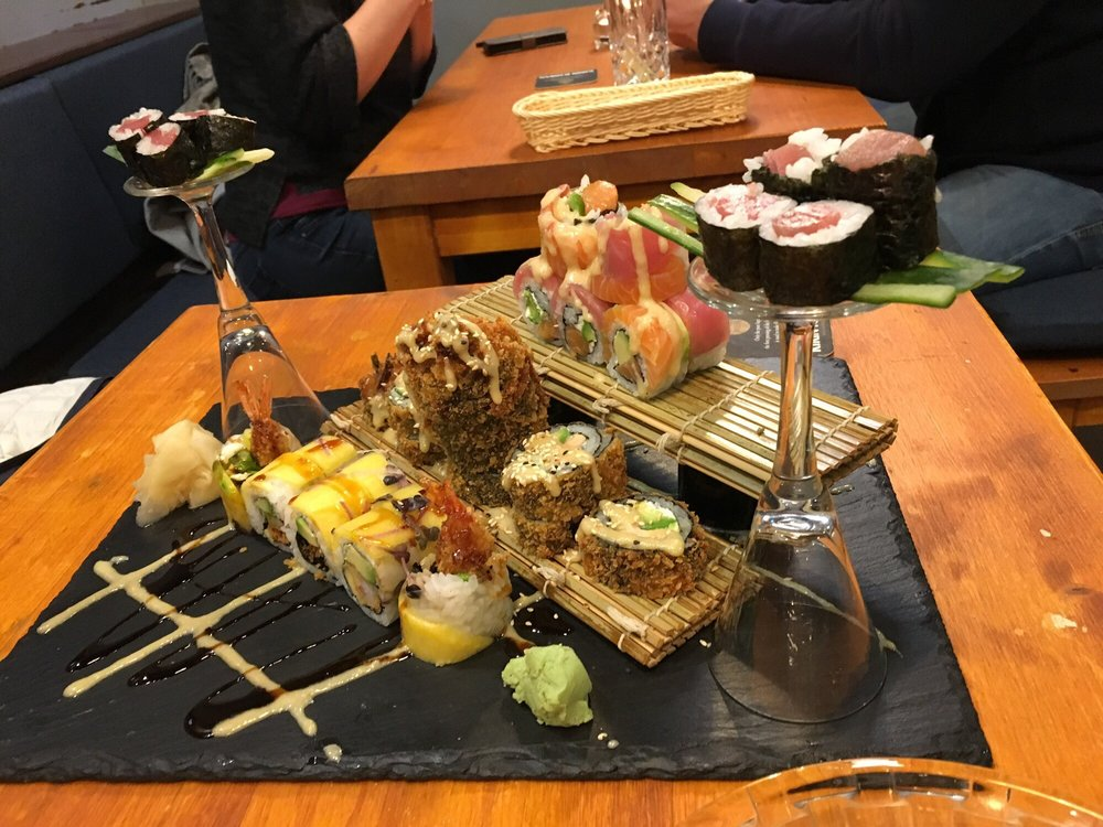 Kuchi Mami 15 Photos 12 Reviews Sushi Bars Komodienstr 43