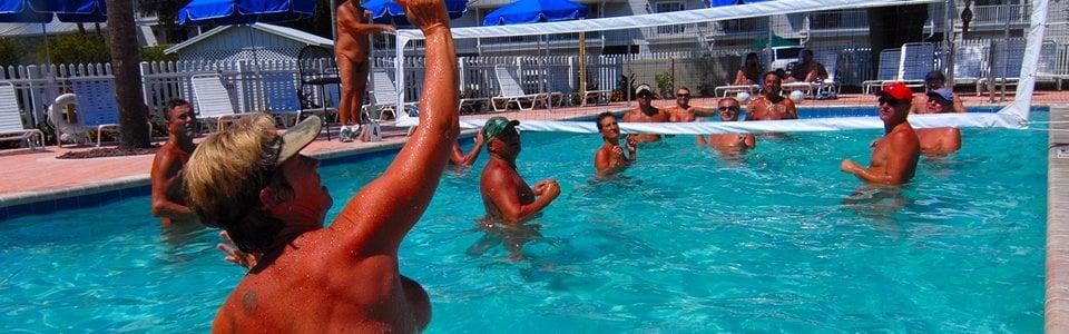 Paradise lakes nudist resort