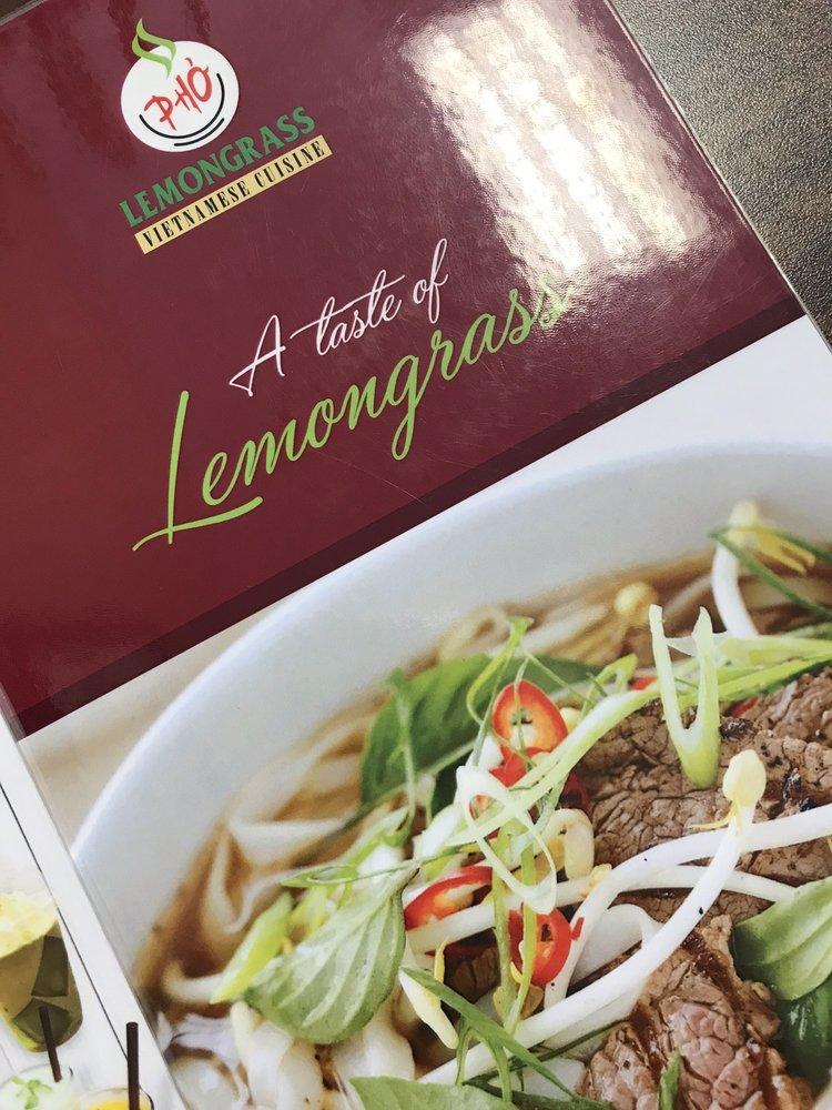 Food from Lemongrass