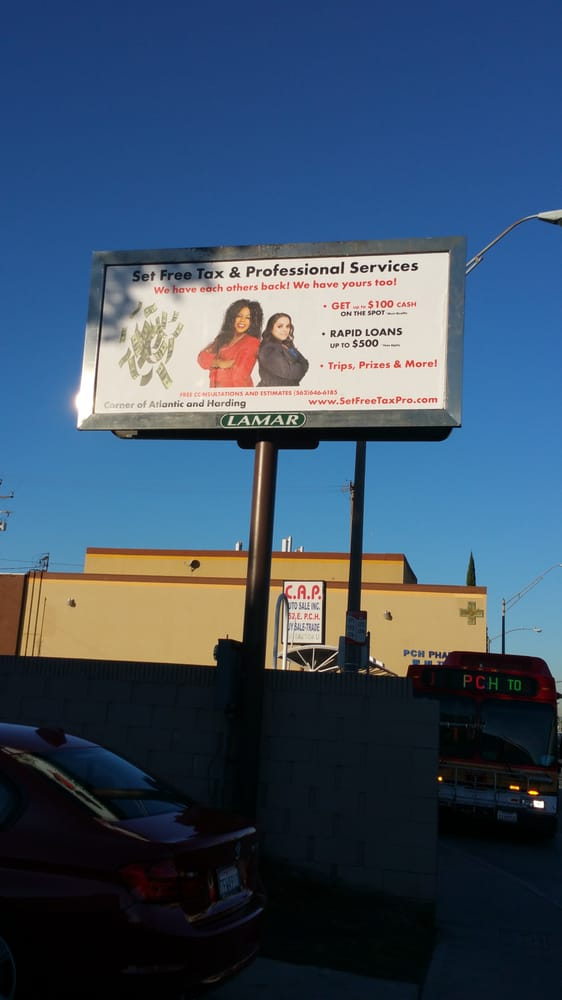 Set Free Tax and Professional Services | 4956 W Century Blvd, Inglewood, CA, 90304 | +1 (424) 351-8341