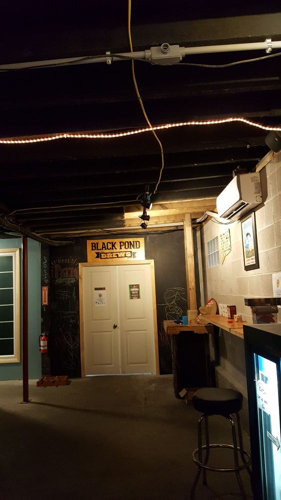 Black Pond Brews: 21 A Furnace St, Danielson, CT