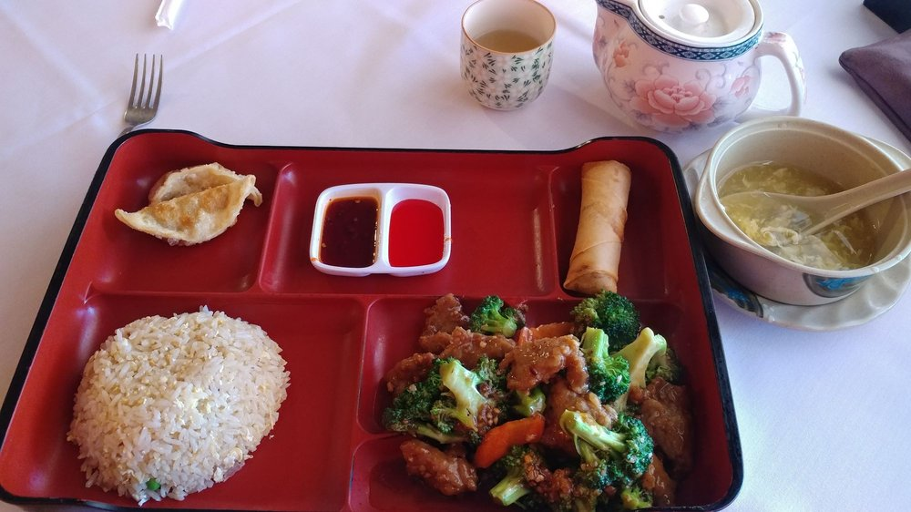 Food from Wok
