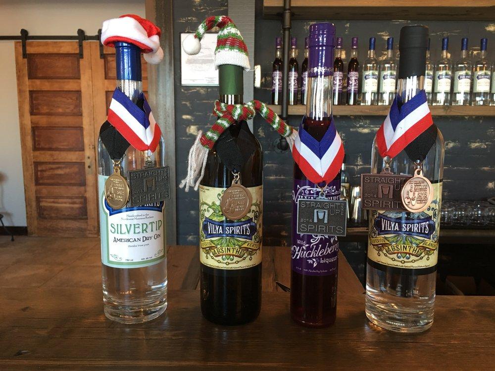 Vilya Spirits Distillery & Cocktail Lounge: 101 E Center St, Kalispell, MT