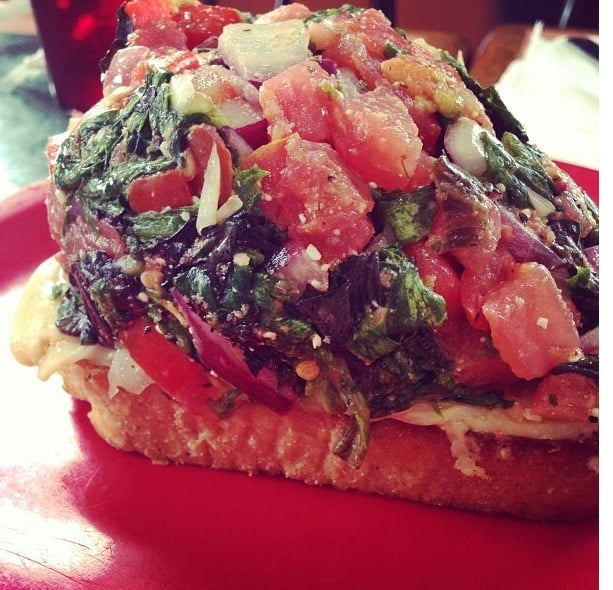 The Bruschetta Could Be A Meal I Didn T Care For The
