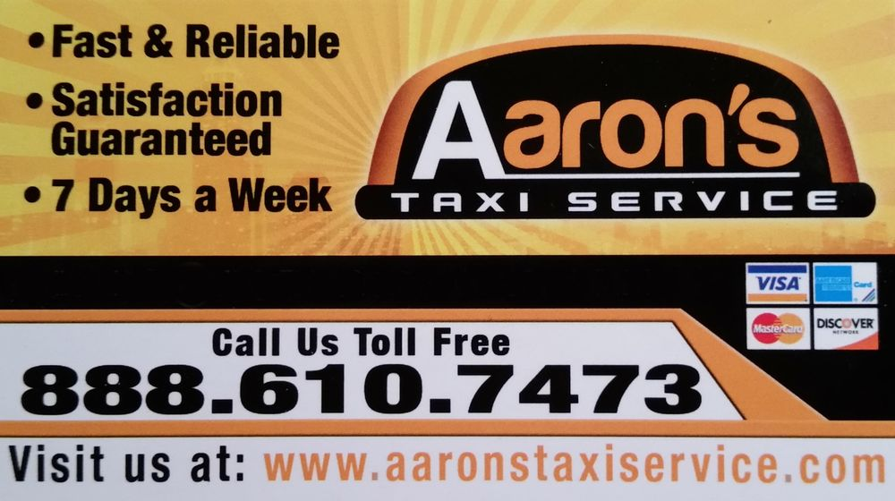 Aarons Taxi Service: houston, TX