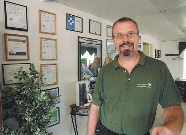 Your Very Own Geek: 33 E Main St, Chesterfield, IN