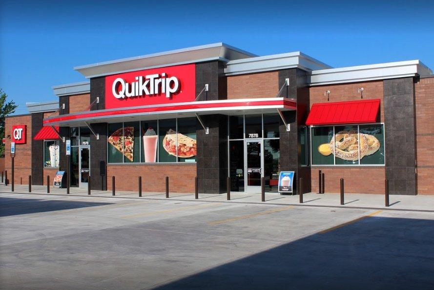 QuikTrip: 5500 S Buckner Blvd, Mesquite, TX