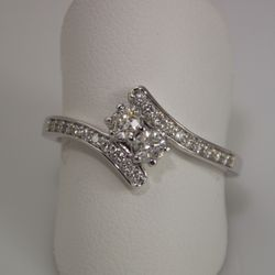 Photo Of Segel S Jewelers Amsterdam Ny United States 14k White Gold