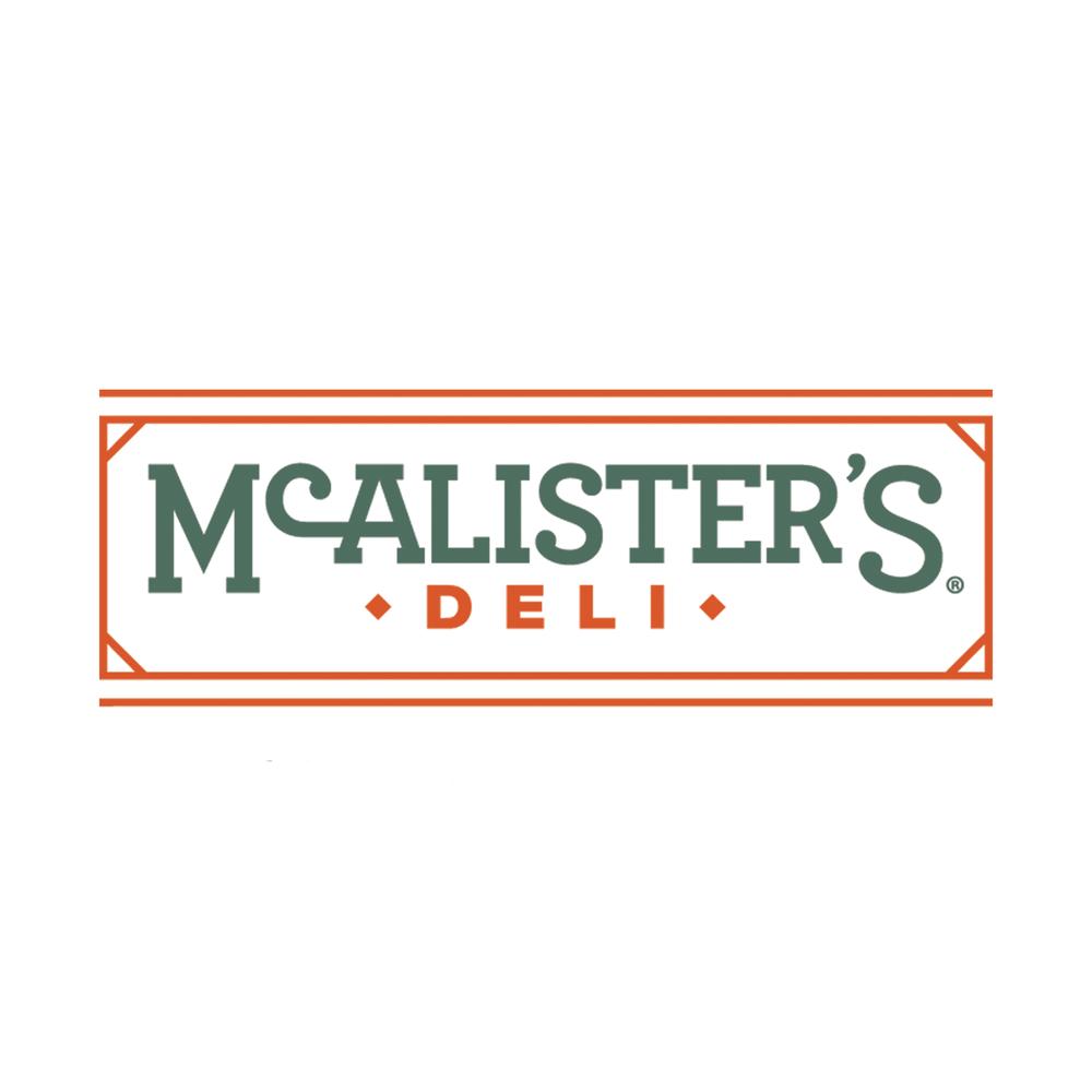 McAlister's Deli: 5001 Cowhorn Creek Rd, Texarkana, TX