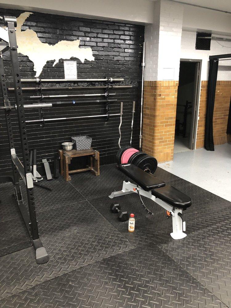 Forged Fitness: 612 W Adams, Iron River, MI