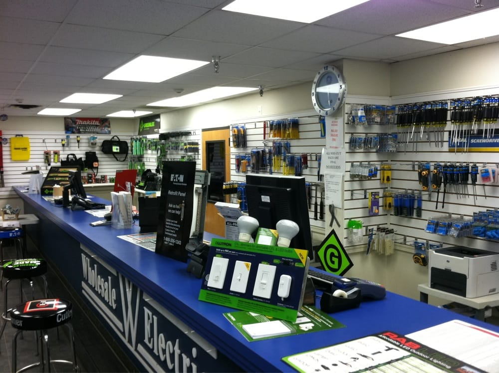 discount electrical wholesalers