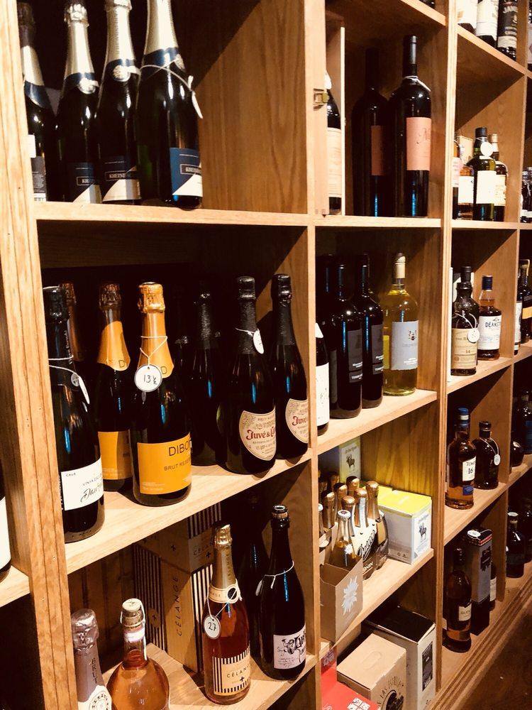 Alphabet City Wine Co: 100 Ave C, New York, NY