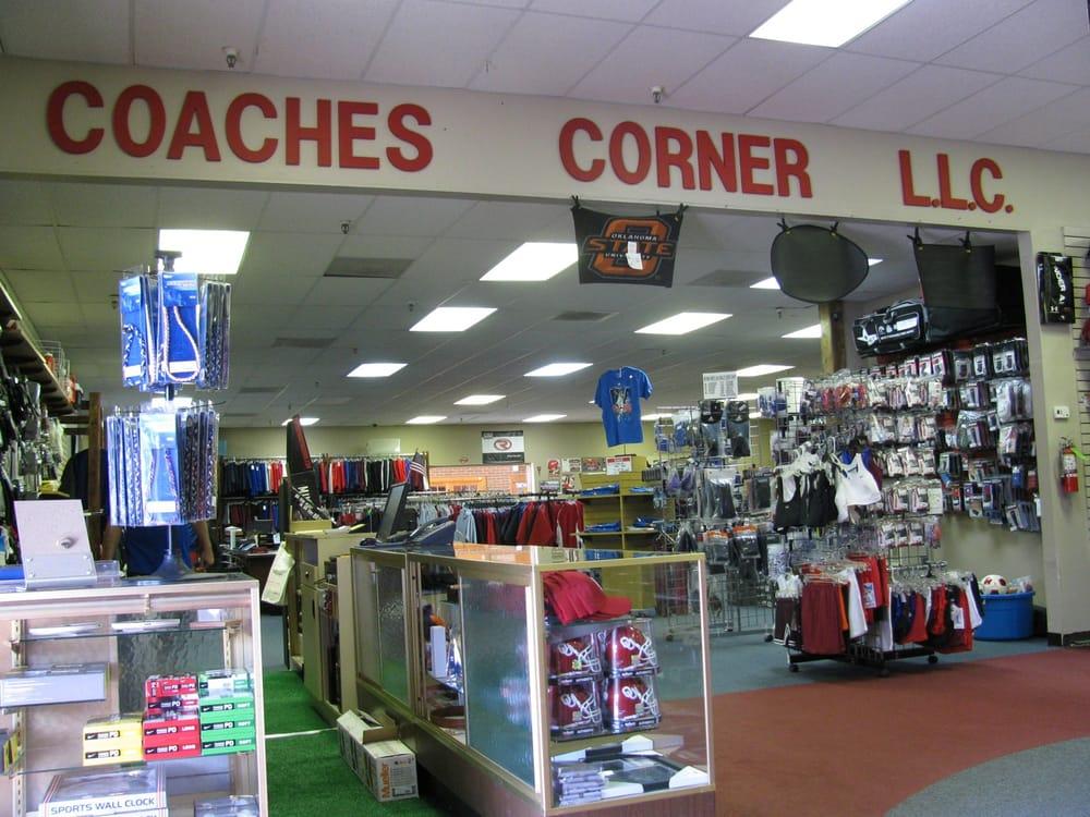 Coaches Corner: 1206 N Hwy 81, Duncan, OK