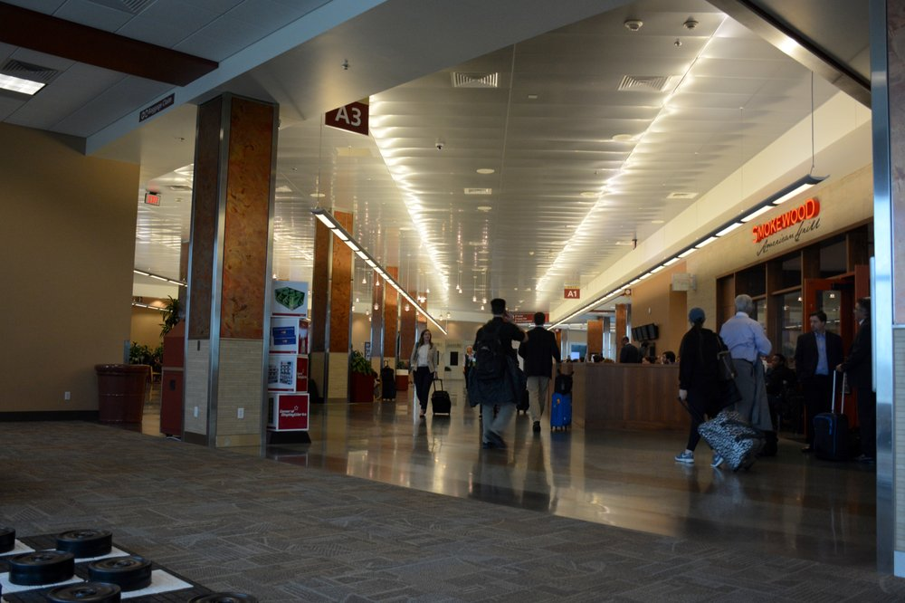 Northwest Arkansas Regional Airport - XNA: 1 Airport Blvd, Bentonville, AR
