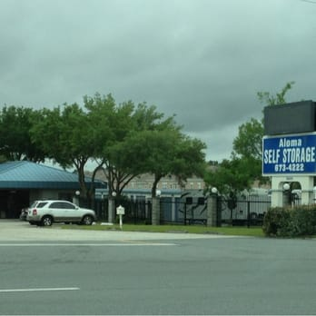 Perfect Photo Of Aloma Self Storage   Oviedo, FL, United States. Business View From